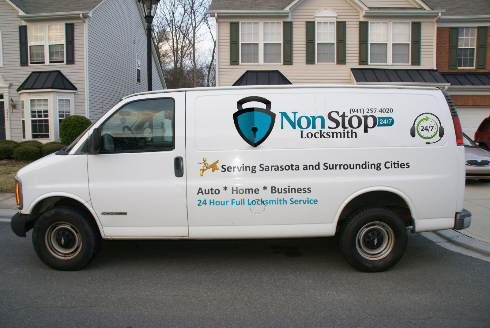Mobile Locksmith North Sarasota